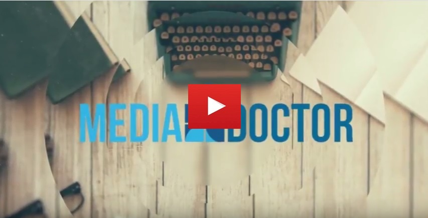Media Doctor – Vídeo III: Metodologia